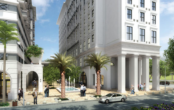 Mediterranean Village is a big departure for development-shy Coral Gables.