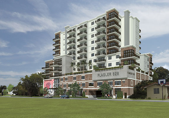 Rendering of Flagler 626
