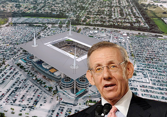 Dolphins' home has a new name: Hard Rock Stadium