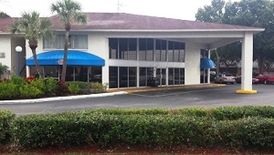 The Motel 6 in Tampa is a former Days Inn.