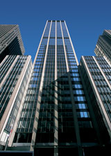 1290 Avenue of the Americas, where Morgan Stanley recently paid a bargain price for a sublease deal