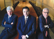Carlyle Group Cofounders