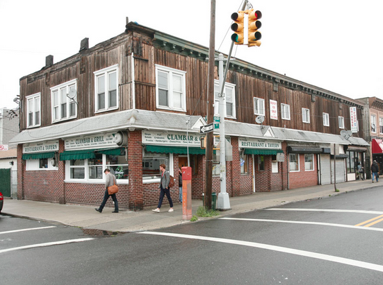 The Site Of A Planned Boutique Hotel In Rockaway Beach