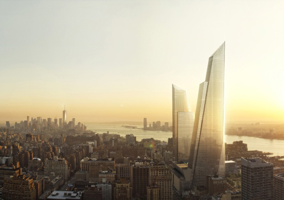 Hudson Yards rendering