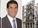 From left: Christen Portelli and Michael Ferrara of Highcap Group and 69 and 71-73 Greene Street (credit: PropertyShark)