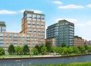 A rendering of the project at