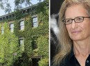 From left: 311 West 11th Street and Annie Leibovitz