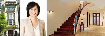 Carrie Chiang and 131 East 64th Street