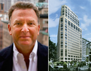 Steve Witkoff and 10 Madison Square West