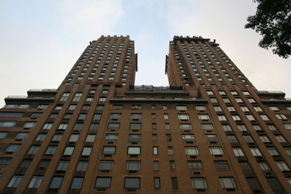 The Majestic at 115 Central Park West