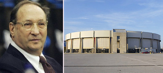 Bruce Ratner and the Nassau Coliseum