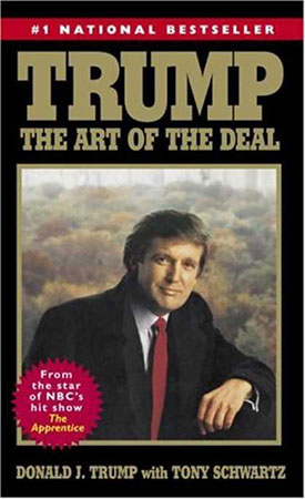 "Donald Trump's ""Trump: The Art of the Deal"""