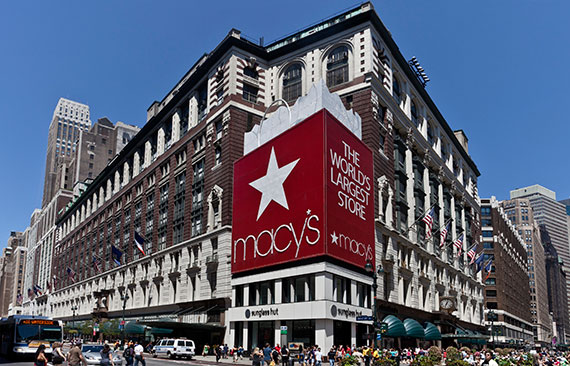 Shopping Find your shopper's paradise on 34th Street from Macy's Herald Square to photographer's destination B&H, a showcase Victoria's Secret store and much more.