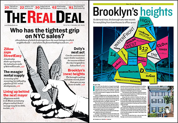The Real Deal's November 2013 issue