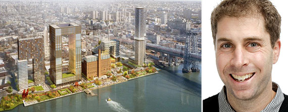 The Domino Sugar Factory renderings and Jed Walentas