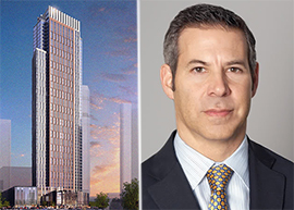 New Housing Marketplace PlanGotham  DT Salazar get   M in city funding for rental tower