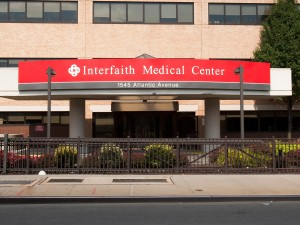 Interfaith Medical Center at 1545 Atlantic Avenue