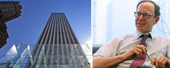 J. Christopher Flowers and the GM Building at 767 Fifth Avenue
