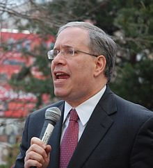NYC Comptroller Scott Stringer