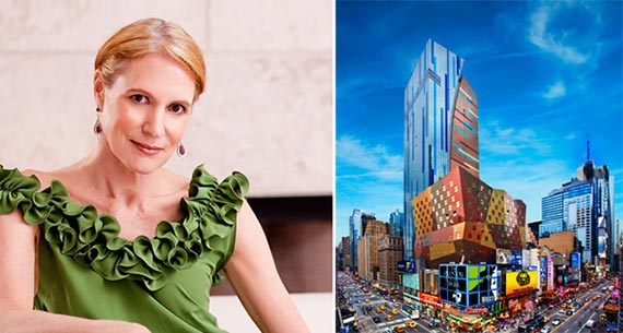 Laurinda-Spear-and-the-Westin-Times-Sq