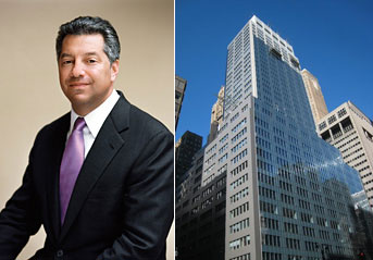 Marc Holliday and 100 Park Avenue