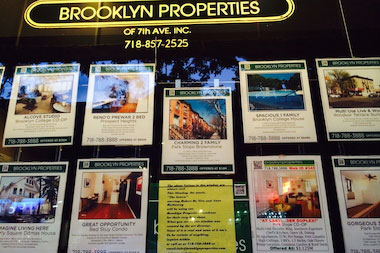 Fake listings posted for an upcoming film in Park Slope (via DNAinfo)