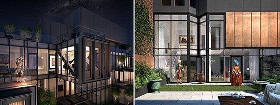15 Renwick renderings