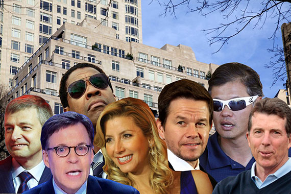 20 most expensive buildings in New York City