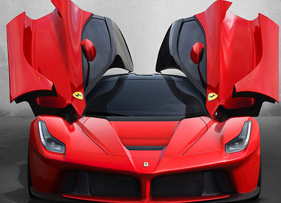 If a Ferrari with your new condo sounds too good to be true, it probably is.