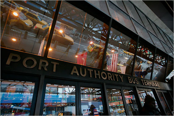 Port Authority Bus Terminal