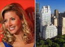 From left: Sara Blakely and 15 Central Park West