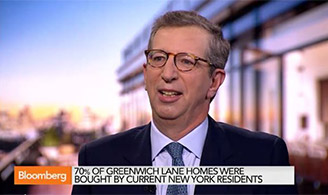 Bill Rudin on Bloomberg TV