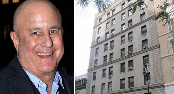 Ronald Perelman and 27 East 62nd Street (Credit: PropertyShark)