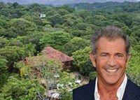 Mel Gibson and his Costa Rican compound