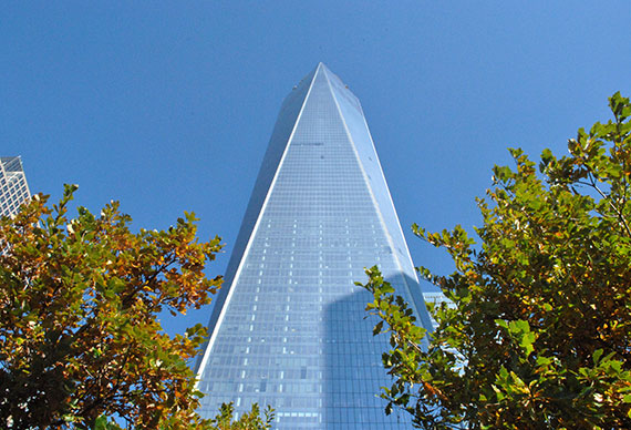 One World Trade Center (Photos by Kerry Barger)