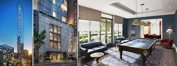 Renderings of 45 East 22nd Street