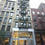 91 Crosby Street in Soho