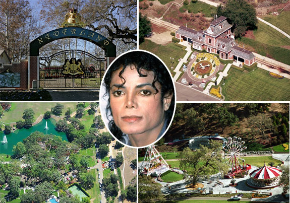 Neverland Ranch and Michael Jackson