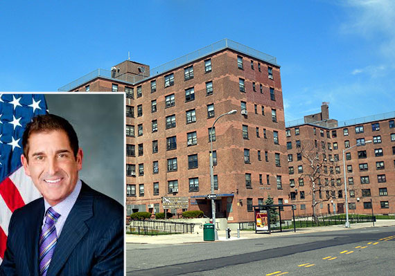 "Senator Klein calls NYCHA ""worst landlord in the city"""