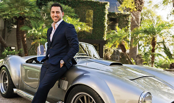 Million Dollar Listing Los Angeles co-star Josh Altman