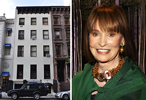 39 East 72nd Street on the Upper East Side and Gloria Vanderbilt