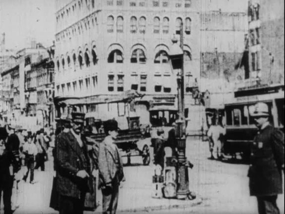 Herald Square in 1896