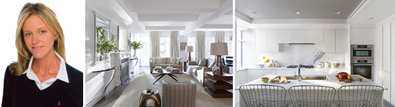 Hilary Landis and 737 Park Avenue in Lenox Hill