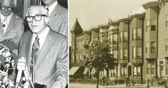 Mayor Abraham Beame and Bushwick in the 1940s