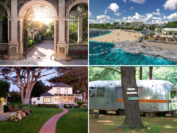 Celebrity-owned hotels from around the world