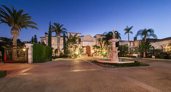 The Palazzo di Amore in Beverly Hills