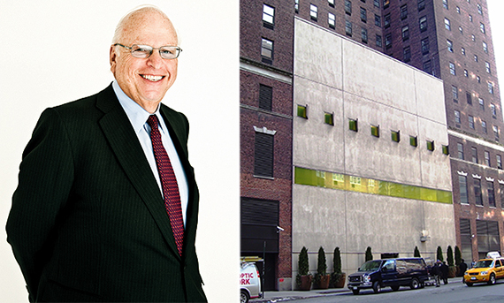 Howard Lorber and the Hudson Hotel in Midtown