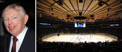 Charles Dolan and Madison Square Garden