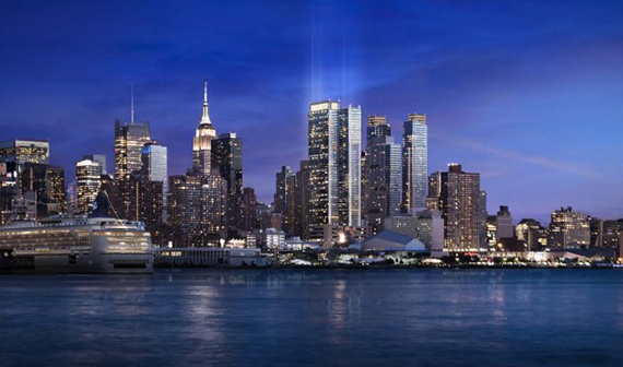 Rendering of Sky in Midtown West (credit: Moinian Group)
