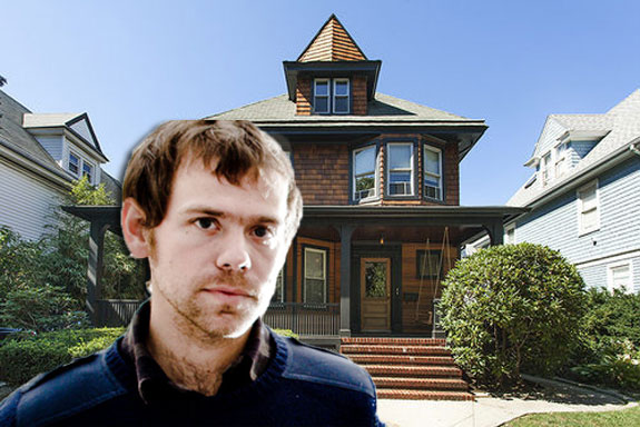 The indie rocker Aaron Dessner is selling his very non-indie Ditmas Park house for $2.35 million.